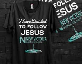 #177 for T-Shirt Design - Baptism by kamrul2002