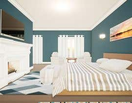 nº 69 pour Redesign  the floor plan of master suite for a better flow par ArchiConsulting