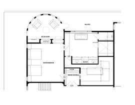 nº 80 pour Redesign  the floor plan of master suite for a better flow par ArtistGeek