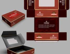 #44 for Packaging Design for Chocolate Coffee Shop af mmtukur