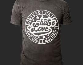 #251 cho Designs for streetwear art t-shirts bởi nasimahmed33