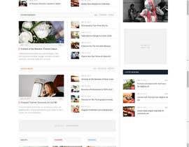 jharjeetkaur tarafından Wordpress Design for a blog için no 2