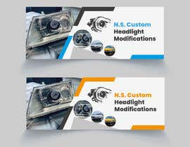 #25 for Facebook Cover Photo Design for Automotive Business by Creativehridoy24