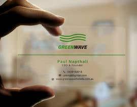 Nro 318 kilpailuun design business card käyttäjältä tomalmahmud888