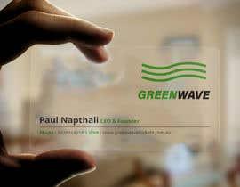 Nro 213 kilpailuun design business card käyttäjältä sheikhsaifullah1
