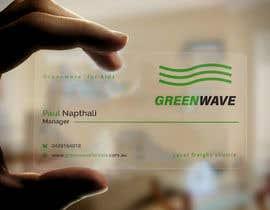 Nro 327 kilpailuun design business card käyttäjältä sheikhsaifullah1
