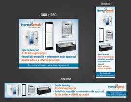 mdsalimahmod47 tarafından Advertisement Banners HorecaGemak (3 sizes) için no 75