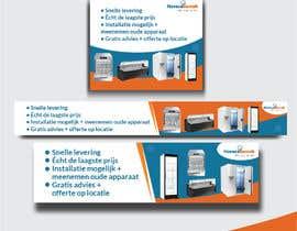 designshuva tarafından Advertisement Banners HorecaGemak (3 sizes) için no 104