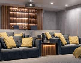 #19 для Home Cinema Design (2 different design options) от triethao4592