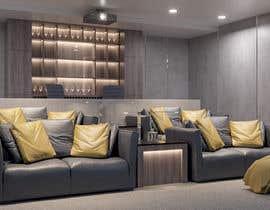 #20 для Home Cinema Design (2 different design options) от triethao4592