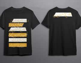 #56 untuk Arabic Calligraphy Shirt Designs oleh mohsinahaque0