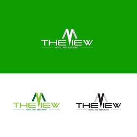 Nro 107 kilpailuun TheView - Hotel & Restaurant käyttäjältä shanzaedesigns