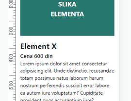 Nro 5 kilpailuun Design 6 custom frontend HTML pages based on given look (design) käyttäjältä georgekasnis