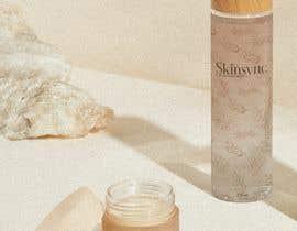 #93 cho Design Natural Skincare Label and branded support material bởi boeroiu3manuel