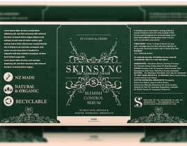 #98 cho Design Natural Skincare Label and branded support material bởi mransarahsan