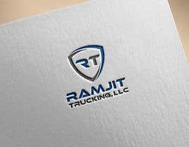 #681 for Logo Design for New Trucking Company by somiruddin