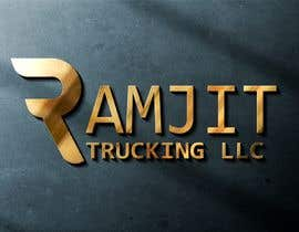 #673 for Logo Design for New Trucking Company by russell2004