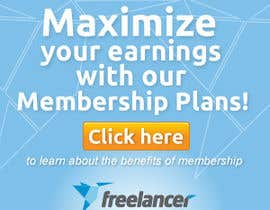 #123 for Design a Banner for Freelancer.com by CreativeDolphin