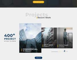 Nro 56 kilpailuun Corporate website käyttäjältä NahianShanto