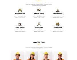 Nro 45 kilpailuun Corporate website käyttäjältä atiqul09