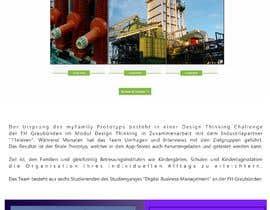 Nro 64 kilpailuun Corporate website käyttäjältä lupaya9