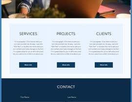Nro 5 kilpailuun St Patrick's Day home page website design käyttäjältä smunonymous