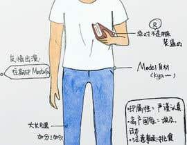 nº 48 pour Modify a drawn picture par Shehab8056