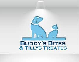 #79 for Create a logo for a dog & cat treat business by ahalimat46