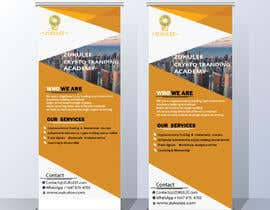 Nro 22 kilpailuun Make a retractable Banner käyttäjältä fatematuj670