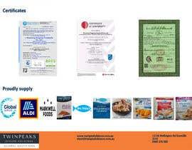 Abhishek7473 tarafından Create a last page catalogue design için no 6