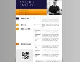 #64 para IT/ academic CV design por Happylogo