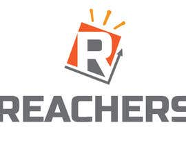#57 untuk Logo for a crowd-investing platform named Reachers oleh ciprilisticus