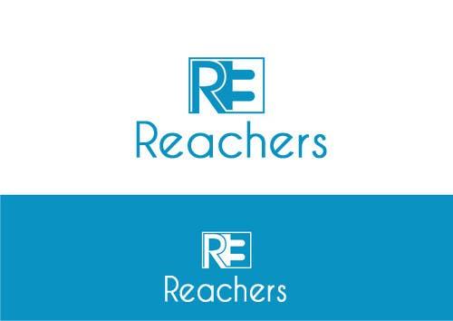 Konkurrenceindlæg #                                        46                                      for                                         Logo for a crowd-investing platform named Reachers