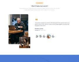 Nro 26 kilpailuun Website Design käyttäjältä mahmudulwali2