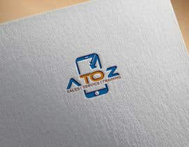 #75 for Logo : A To Z by mahfujr8975