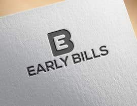 #74 for Logo design for early bills by Rabeyak229