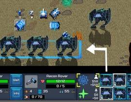 aglennn tarafından Define art style for a strategy game için no 33
