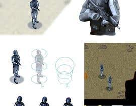 HRMV7 tarafından Define art style for a strategy game için no 23