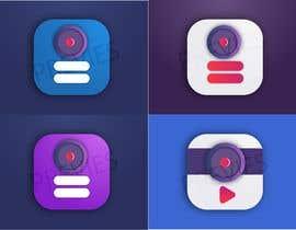 #3 untuk iOS App Icon - Teleprompter App oleh HanhBV