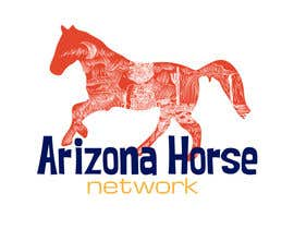 #36 for Design a Logo for Arizona Horse Network by Vancliff