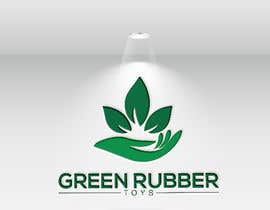 nº 317 pour Logo design for Green Rubber Toys - 16/09/2021 20:56 EDT par freelancermstam1