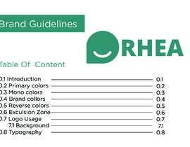 Nro 50 kilpailuun Build Brand Guidelines käyttäjältä oniksarkar73