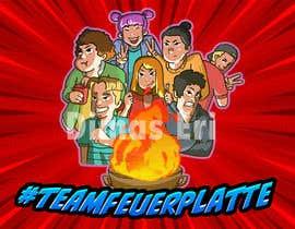 #19 для I need a Cartoon gif with 7 persons от dimaseri