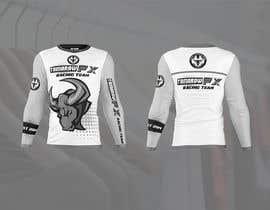 #17 for Design a long sleeve motorcycle jersey af jonel2k4
