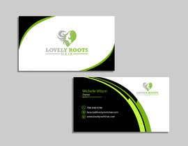 Nro 860 kilpailuun Business Card Design for Hair Company käyttäjältä Useful6923