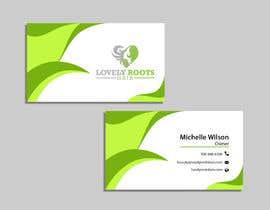 Nro 863 kilpailuun Business Card Design for Hair Company käyttäjältä Useful6923