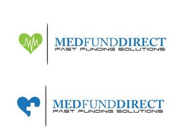 Nro 2 kilpailuun Logo Design medical finance site käyttäjältä eagledesignss