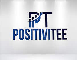 Nro 213 kilpailuun PositiviTee - logo design käyttäjältä mrssahidaaakther