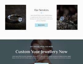nº 77 pour Design a website for selling rare gemstones and expensive jewelry par devendarthapa