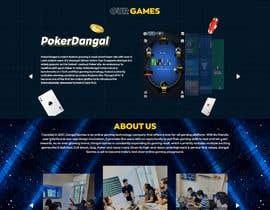 #7 for HTML Landing Page af shawon883293